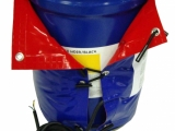5 GALLON WRAP ON DRUM HEATER | Hegardt Chemical Products